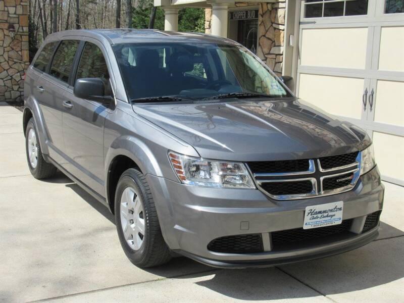 2012 Dodge Journey for sale in Hammonton, NJ