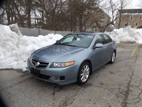 2007 Acura TSX for sale at Wayland Automotive in Wayland MA