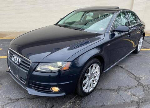 2012 Audi A4 for sale at Carland Auto Sales INC. in Portsmouth VA
