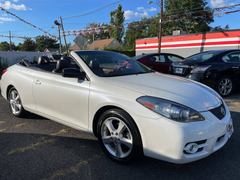 2008 Toyota Camry Solara for sale at Car Complex in Linden NJ