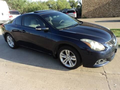 2011 Nissan Altima for sale at SPORT CITY MOTORS in Dallas TX
