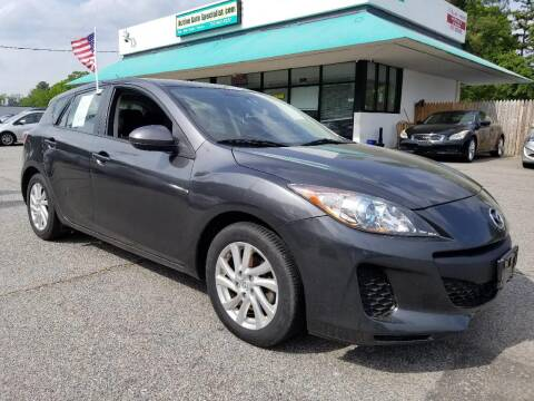 2012 Mazda MAZDA3 for sale at Action Auto Specialist in Norfolk VA