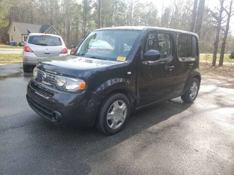 2010 Nissan cube for sale at Tri State Auto Brokers LLC in Fuquay Varina NC