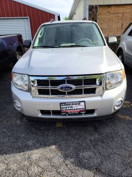 2009 Ford Escape for sale at Chicago Auto Exchange in South Chicago Heights IL