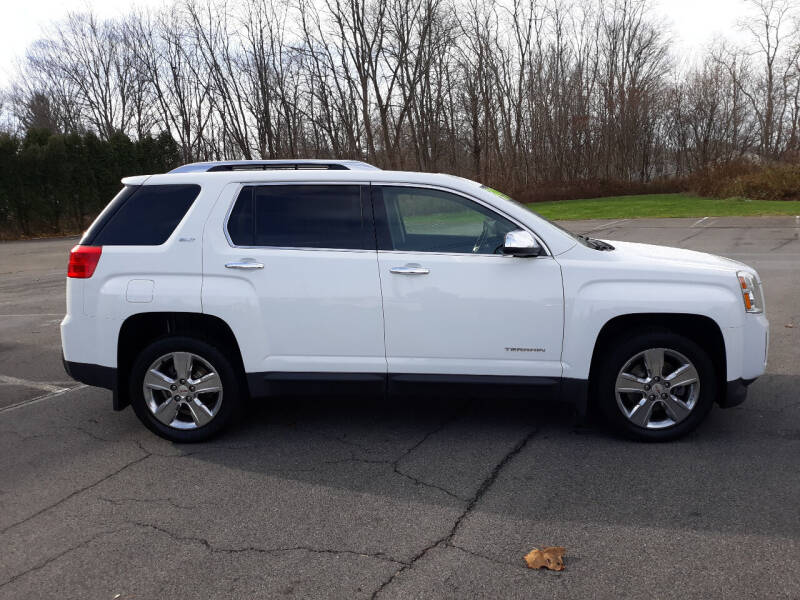 2015 GMC Terrain for sale at Feduke Auto Outlet in Vestal NY