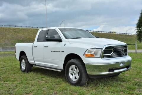 2011 RAM Ram Pickup 1500 for sale at American Trucks and Equipment in Hollywood FL