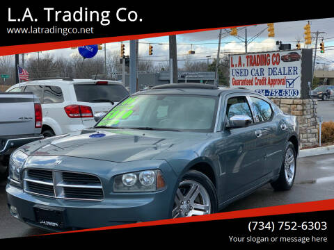 2006 Dodge Charger for sale at L.A. Trading Co. in Woodhaven MI