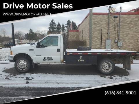 2000 Ford F-450 Super Duty for sale at Drive Motor Sales in Ionia MI