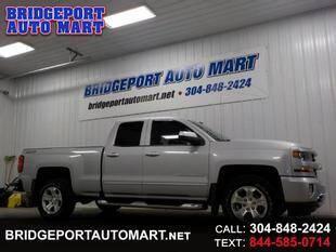 2017 Chevrolet Silverado 1500 for sale at Bridgeport Auto Mart in Bridgeport WV