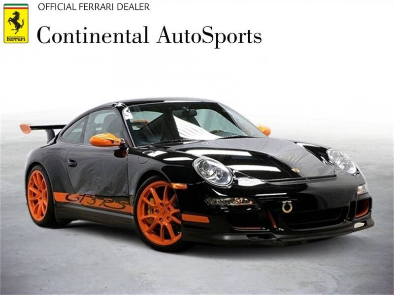 2007 Porsche 911 for sale at CONTINENTAL AUTO SPORTS in Hinsdale IL