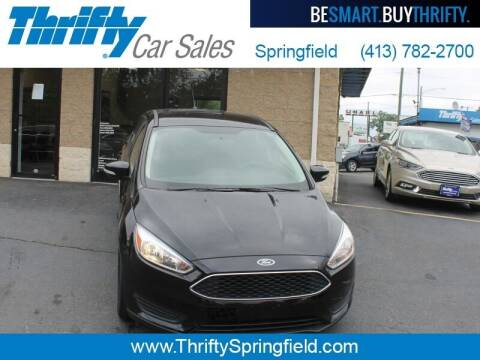 2017 Ford Focus for sale at Thrifty Car Sales Springfield in Springfield MA