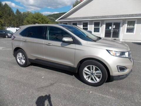 2017 Ford Edge for sale at Bachettis Auto Sales in Sheffield MA