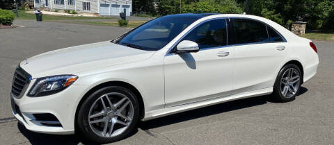 2015 Mercedes-Benz S-Class for sale at Lakewood Auto in Waterbury CT