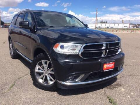 2016 Dodge Durango for sale at Rocky Mountain Commercial Trucks in Casper WY