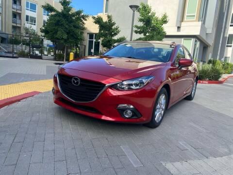 2015 Mazda MAZDA3 for sale at Ronnie Motors LLC in San Jose CA