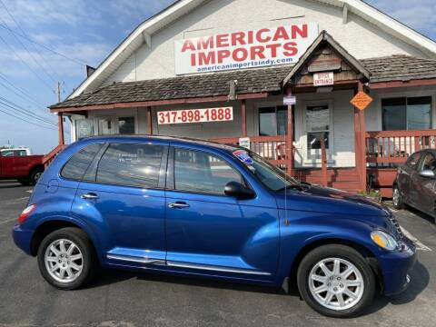 2010 Chrysler PT Cruiser for sale at American Imports INC in Indianapolis IN