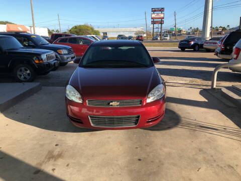 2009 Chevrolet Impala for sale at Max Motors in Corpus Christi TX