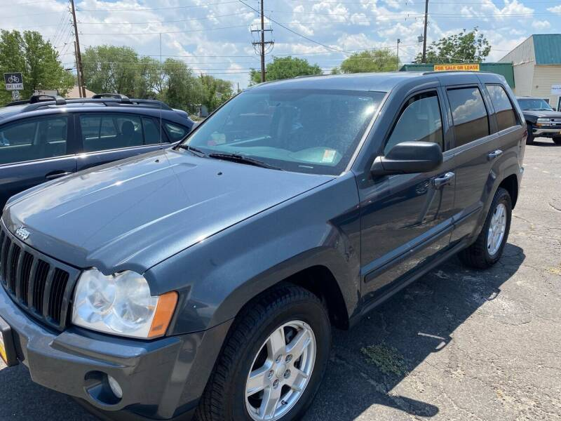 2007 Jeep Grand Cherokee for sale at Dan's Auto Sales in Grand Junction CO