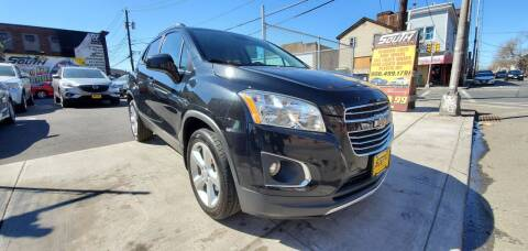 2015 Chevrolet Trax for sale at South Street Auto Sales in Newark NJ