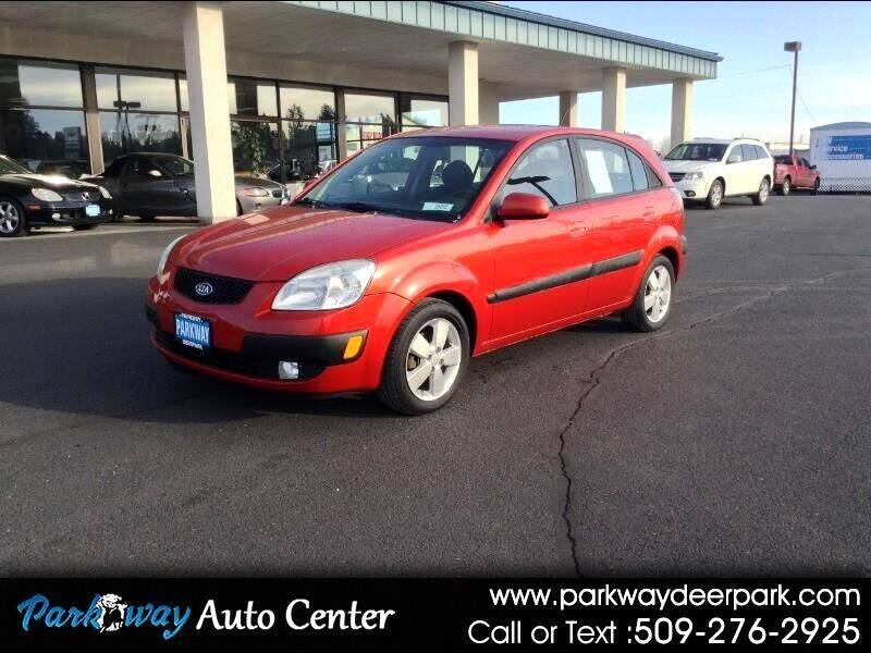 2008 Kia Rio5 for sale at PARKWAY AUTO CENTER AND RV in Deer Park WA