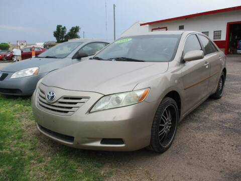 2007 Toyota Camry for sale at Sunrise Auto Sales in Liberal KS