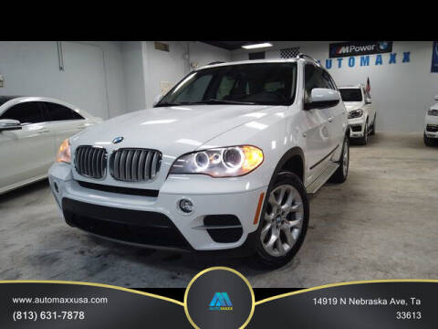 2013 BMW X5 for sale at Automaxx in Tampa FL