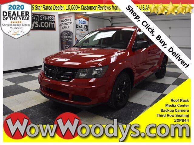 2020 Dodge Journey for sale at WOODY'S AUTOMOTIVE GROUP in Chillicothe MO