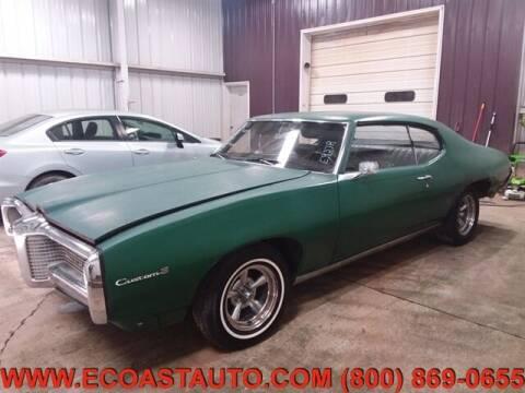 1969 Pontiac Tempest for sale at East Coast Auto Source Inc. in Bedford VA