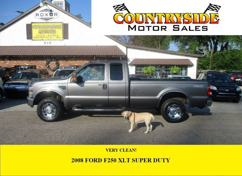 2008 Ford F-250 Super Duty for sale in South Haven, MI