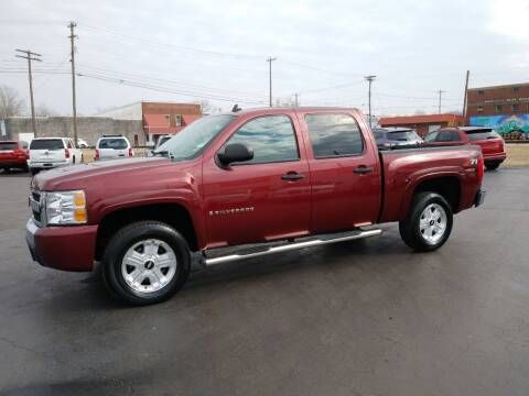 2008 Chevrolet Silverado 1500 for sale at Big Boys Auto Sales in Russellville KY