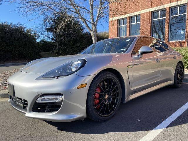 2013 Porsche Panamera for sale at Godspeed Motors in Charlotte NC