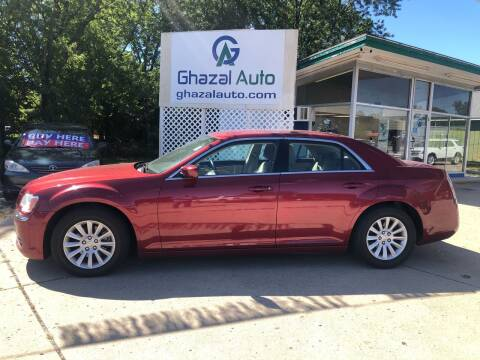 2012 Chrysler 300 for sale at Ghazal Auto in Sturgis MI