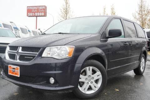 2011 Dodge Grand Caravan for sale at Frontier Auto & RV Sales in Anchorage AK