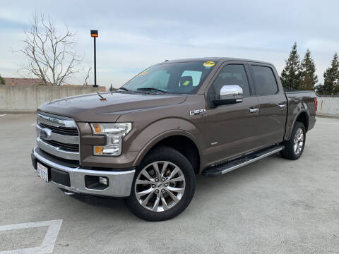 2016 Ford F-150 for sale at BAY AREA CAR SALES in San Jose CA
