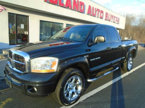 2006 Dodge Ram Pickup 1500 for sale at Island Auto Buyers in West Babylon NY