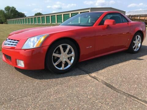 2007 Cadillac XLR for sale at WHEELS & DEALS in Clayton WI