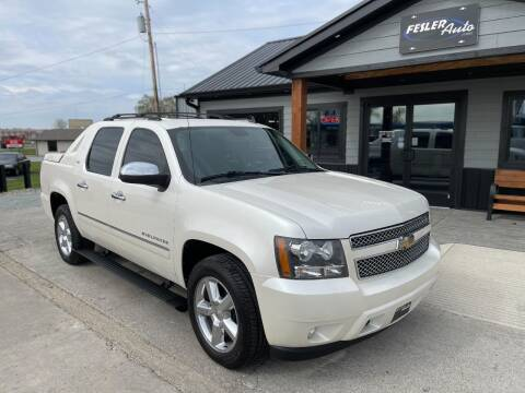2011 Chevrolet Avalanche for sale at Fesler Auto in Pendleton IN