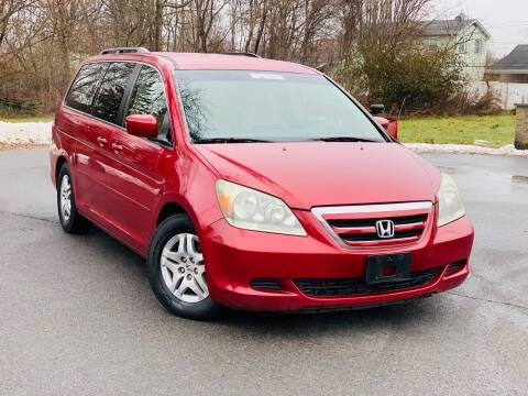 2006 Honda Odyssey for sale at Y&H Auto Planet in West Sand Lake NY