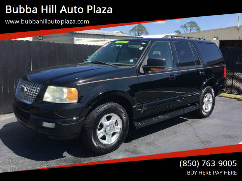 2006 Ford Expedition for sale at Bubba Hill Auto Plaza in Panama City FL