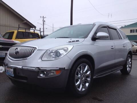 2011 Buick Enclave for sale at TTT Auto Sales in Spokane WA