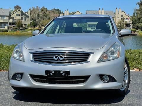 2011 Infiniti G37 Sedan for sale at Continental Car Sales in San Mateo CA