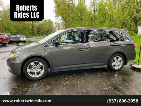 2013 Honda Odyssey for sale at Roberts Rides LLC in Franklin OH