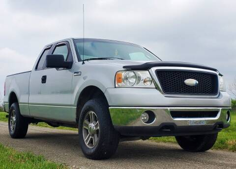 2007 Ford F-150 for sale at A F SALES & SERVICE in Indianapolis IN