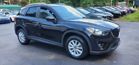 2014 Mazda CX-5 for sale at GA Auto IMPORTS  LLC in Buford GA