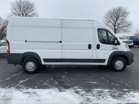 2015 RAM ProMaster Cargo for sale at Hawkins Motors Sales in Hillsdale MI