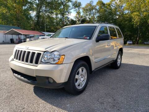 2010 Jeep Grand Cherokee for sale at Ona Used Auto Sales in Ona WV