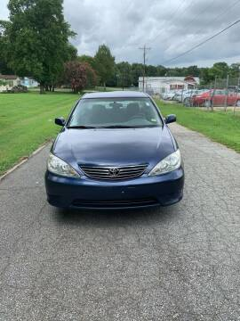 2005 Toyota Camry for sale at Speed Auto Mall in Greensboro NC
