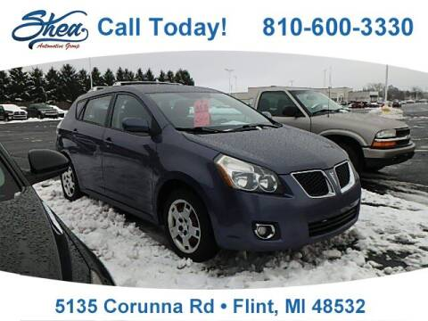 2009 Pontiac Vibe for sale at Jamie Sells Cars 810 - Linden Location in Flint MI