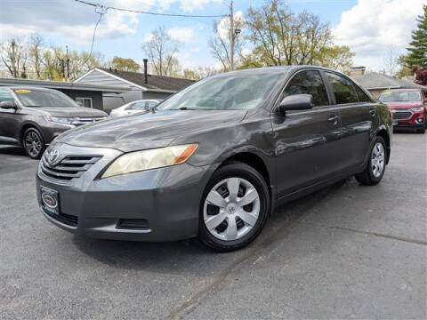 2008 Toyota Camry for sale at GAHANNA AUTO SALES in Gahanna OH