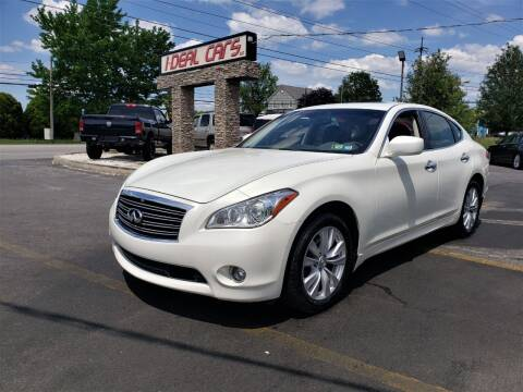 2011 Infiniti M37 for sale at I-DEAL CARS in Camp Hill PA
